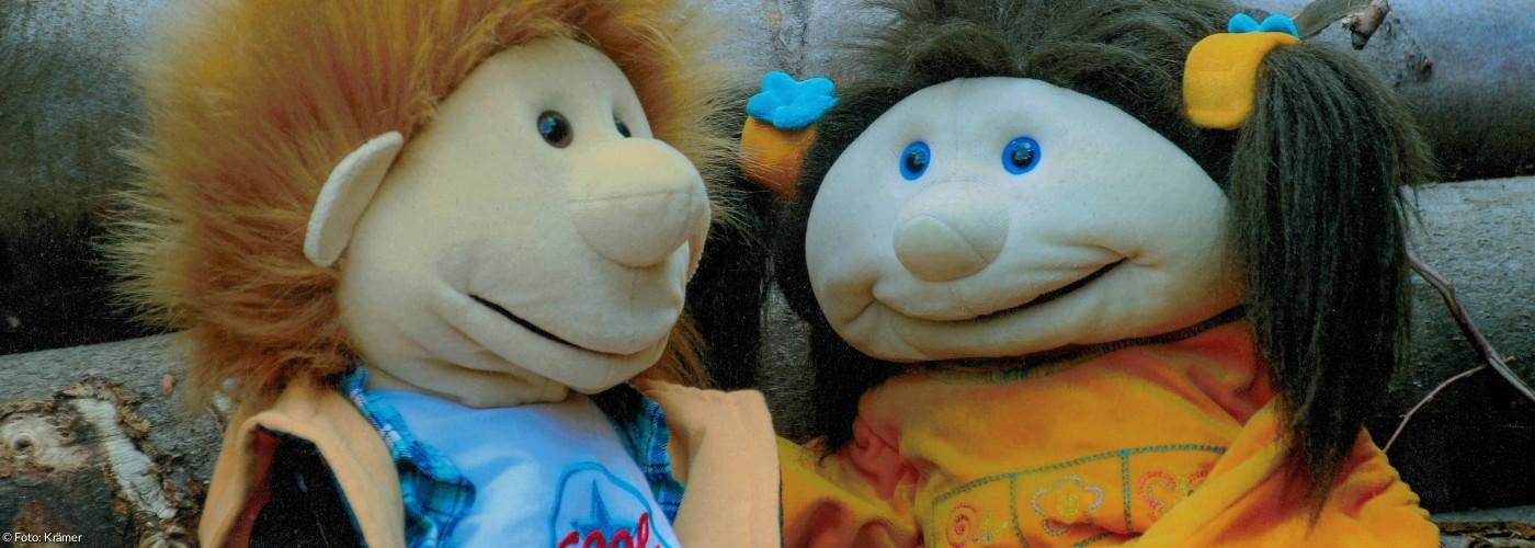 Vicky und Flo